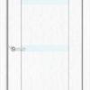 Межкомнатная дверь ПВХ Вектор миланский орех 2