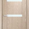 Межкомнатная дверь ПВХ Елена белый 1