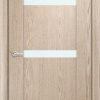 Межкомнатная дверь ПВХ Элегия итальянский орех 2