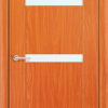 Межкомнатная дверь ПВХ Стиль светлый орех 2