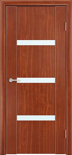 Межкомнатная дверь ПВХ Стиль 2 итальянский орех 3