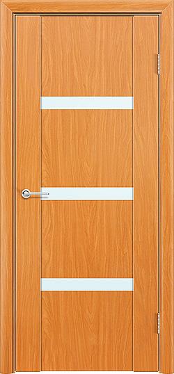 Межкомнатная дверь ПВХ Стиль 2 миланский орех 3