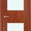 Межкомнатная дверь ПВХ Стиль 2 итальянский орех 1