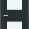 Межкомнатная дверь ПВХ Лига белёный дуб 2