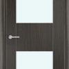 Межкомнатная дверь ПВХ Латино венге 2