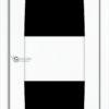 Межкомнатная дверь ПВХ Марсель светлый орех 2