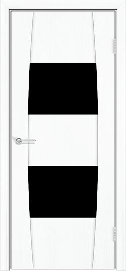 Межкомнатная дверь ПВХ Стиль 4 белый 3