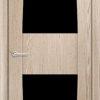 Межкомнатная дверь ПВХ Елена груша 1