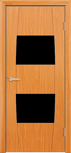 Межкомнатная дверь ПВХ Стиль 4 миланский орех 3