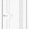 Межкомнатная дверь ПВХ Водопад светлый орех 1