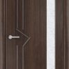 Межкомнатная дверь ПВХ Юлия белёный дуб 1