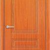 Межкомнатная дверь ПВХ Вектор груша 1