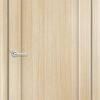 Межкомнатная дверь ПВХ Кристина венге патина 1