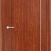 Межкомнатная дверь ПВХ Веста 3 миланский орех 1
