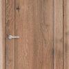 Межкомнатная дверь ПВХ Лион миланский орех 2