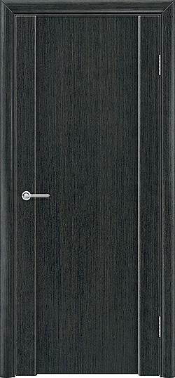 Межкомнатная дверь ПВХ Веста 3 венге патина 3