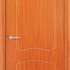 Межкомнатная дверь ПВХ Водопад светлый орех 2