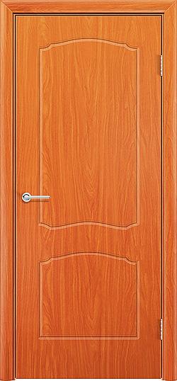 Межкомнатная дверь ПВХ Юлия груша 3