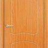 Межкомнатная дверь ПВХ Элегия ель карпатская 1