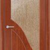 Межкомнатная дверь ПВХ Жасмин итальянский орех 2