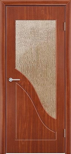 Межкомнатная дверь ПВХ Жасмин итальянский орех 3