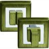 Фиксатор сантехнический квадратный бронза 1