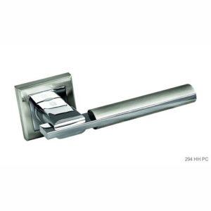 Ручка дверная А294 хром 2