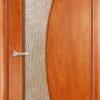 Ламинированная межкомнатная дверь Стеффани миланский орех 2