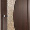 Ламинированная межкомнатная дверь Роза белёный дуб 1