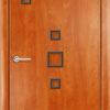 Ламинированная межкомнатная дверь Геометрия белый 2