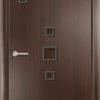 Ламинировананя межкомнатная дверь Жасмин миланский орех 2