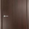 Ламинированная межкомнатная дверь Лесенка белёный дуб 1