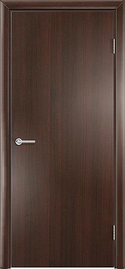 Ламинированная межкомнатная дверь Глухая венге премиум 3