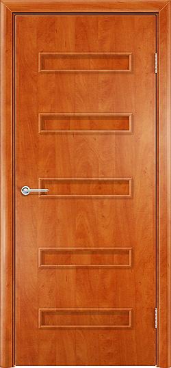 Ламинированная межкомнатная дверь Горизонт 1 груша 2