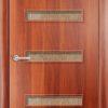 Ламинированная межкомнатная дверь Лето груша 2