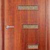 Ламинированная межкомнатная дверь Магия итальянский орех 1