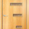 Ламинированная межкомнатная дверь Соната белёный дуб 2