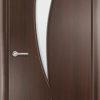 Ламинированная межкомнатная дверь Ветка груша 2
