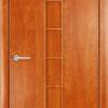 Ламинированная межкомнатная дверь Соната миланский орех 2