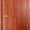 Ламинированная межкомнатная дверь Катана итальянский орех 1