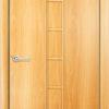 Ламинированная межкомнатная дверь Тифани венге премиум 2