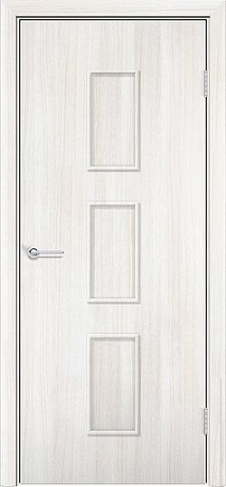Ламинированная межкомнатная дверь Лоза белёный дуб 3