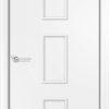 Ламинированная межкомнатная дверь Соло белёный дуб 1