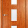Ламинированная межкомнатная дверь Соло миланский орех 2