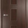 Ламинированная межкомнатная дверь Вьюга груша 1