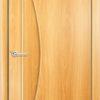 Ламинированная межкомнатная дверь Магия венге премиум 2
