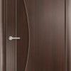 Ламинированная межкомнатная дверь Лиана миланский орех 1