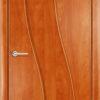 Ламинированная межкомнатная дверь Стандарт 2 белый 1