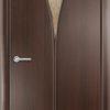 Ламинированная межкомнатная дверь Геометрия белый 1