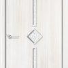 Ламинированная межкомнатная дверь Камыш груша 1